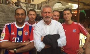 AS Followed by the legendary Paul Breitner...