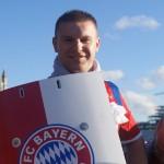 FC Bayern Magazin Photoshoot