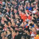 The Red Dragons on Sky Deutschland